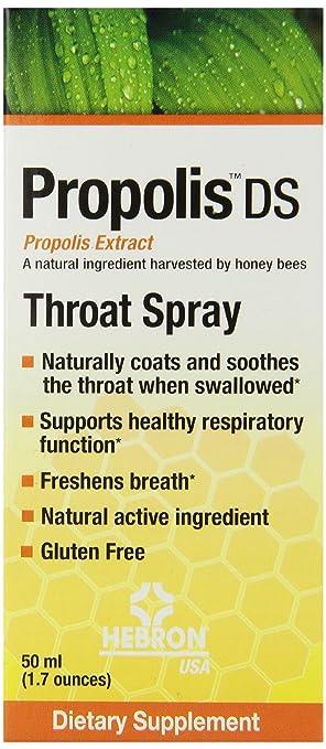 Propolis DS Throat Spray 1 7 ounce