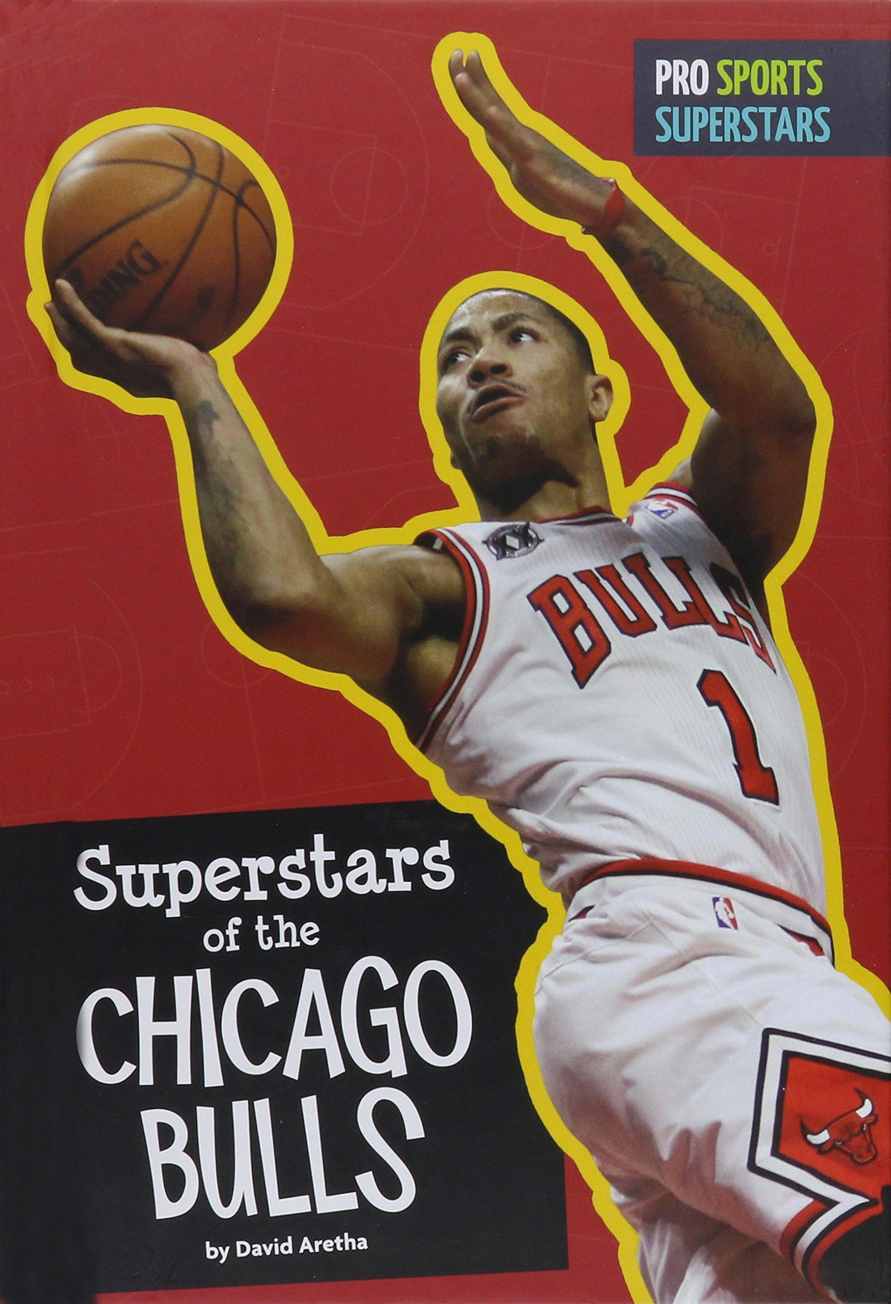 Superstars of the Chicago Bulls (Pro Sports Superstars NBA) pdf epub