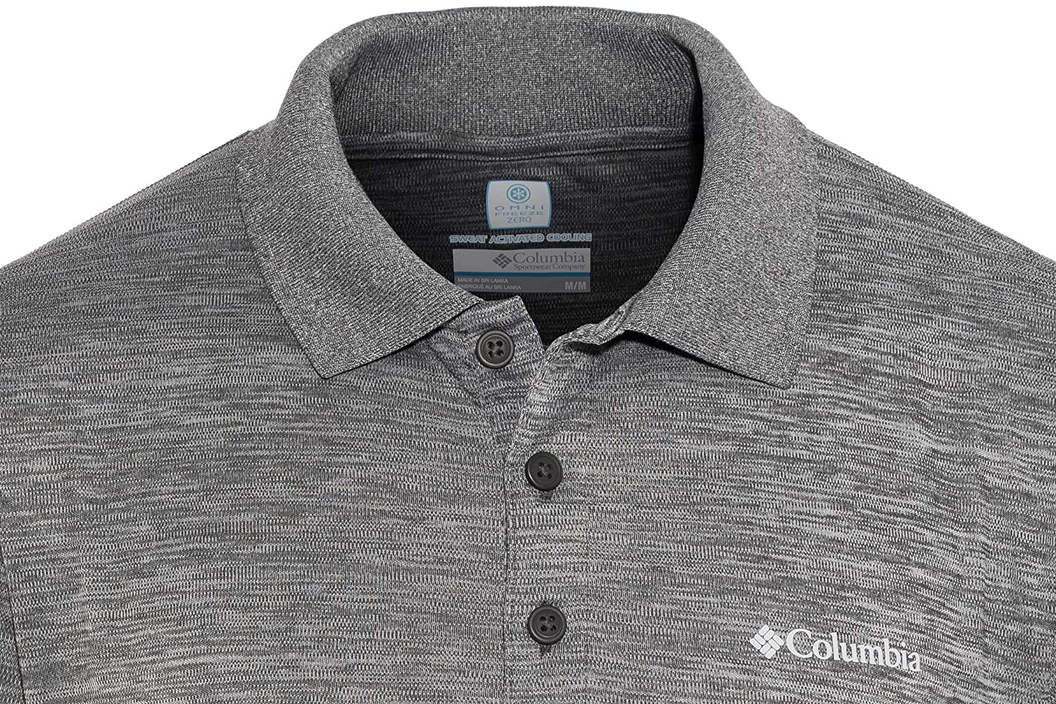 Polo Columbia Zero Rules