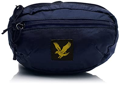 66d79e16391d Amazon.com: Lyle & Scott Men's Core Utility Bag Wallet Blue (Navy ...