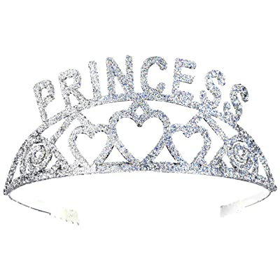 Forum Novelties Princess Glitter Tiara: Toys & Games