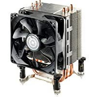 Cooler Master Hyper TX3i Ventilateurs de processeur '3 Heatpipes, 1x ventilateur 92mm PWM, 4-Pin Connector' RR-TX3E-22PK-B1