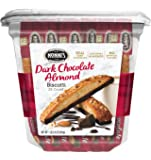 Nonni's Biscotti Value Pack, Cioccolati Dark Chocolate Almond, 25 Count, 1.3 Pound