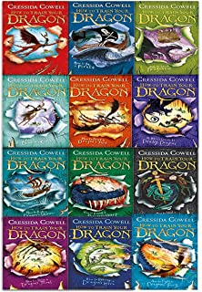 How to train your dragon book set uk