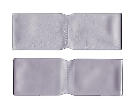 100 x plata plástico tarjeta Oyster Tipo Cartera/Cartera de ...