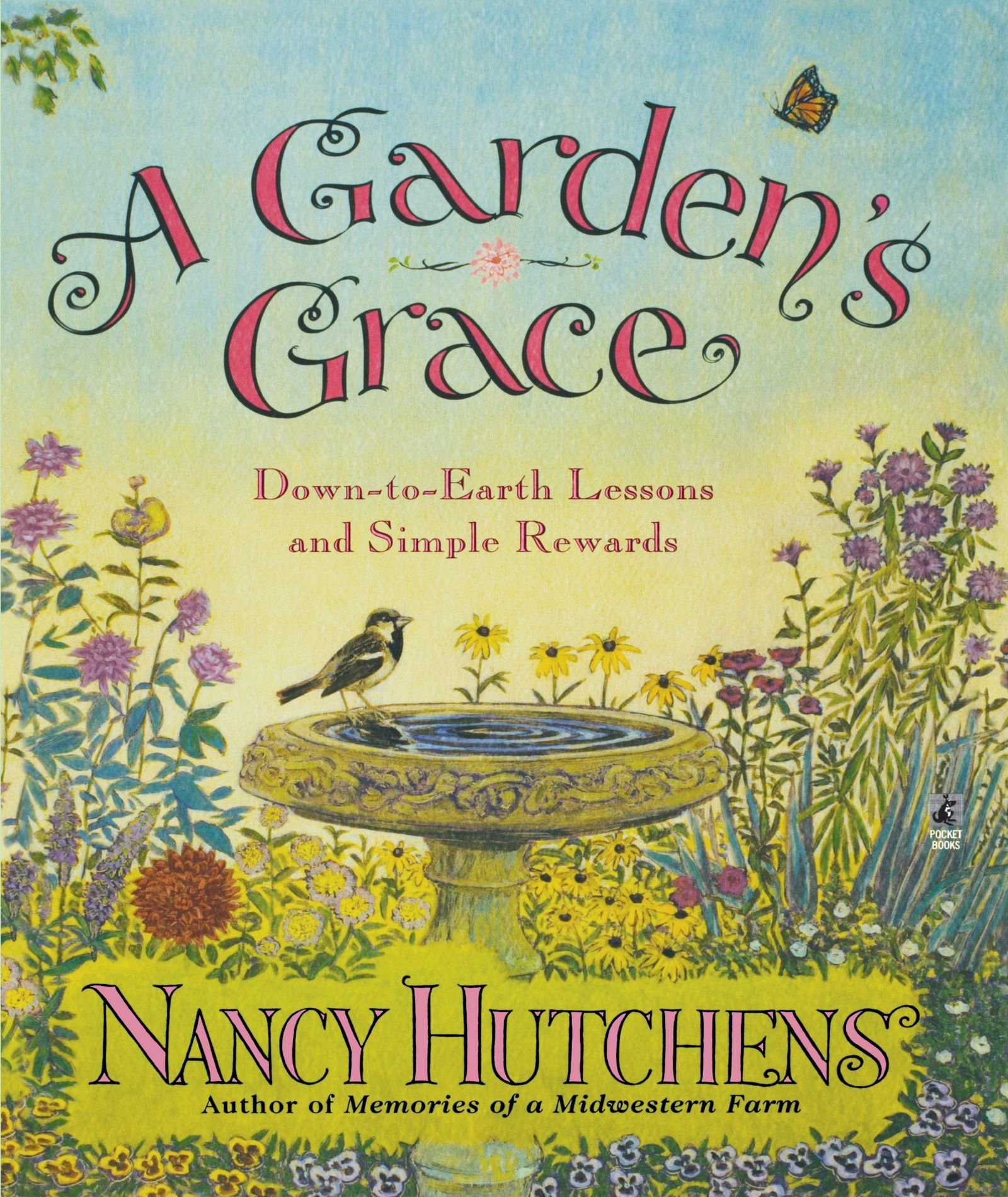 Image result for a book titled a garden's grace
