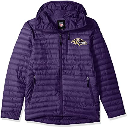 68819f491 Amazon.com   G-III Sports NFL Equator Quilted Jacket   Sports   Outdoors
