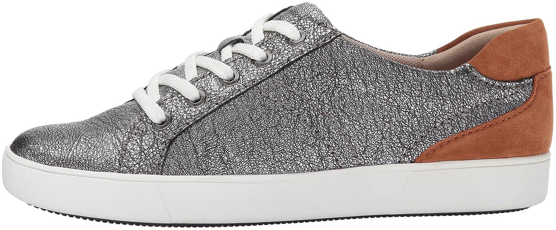 Naturalizer Women's Morrison Fashion Sneaker B071S9SKWK 8 B(M) US|Silver