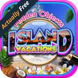 Hidden Object Island Vacation – Travel Hawaii, Bahamas & Caribbean Beach Vacations Puzzle Photo FREE Game