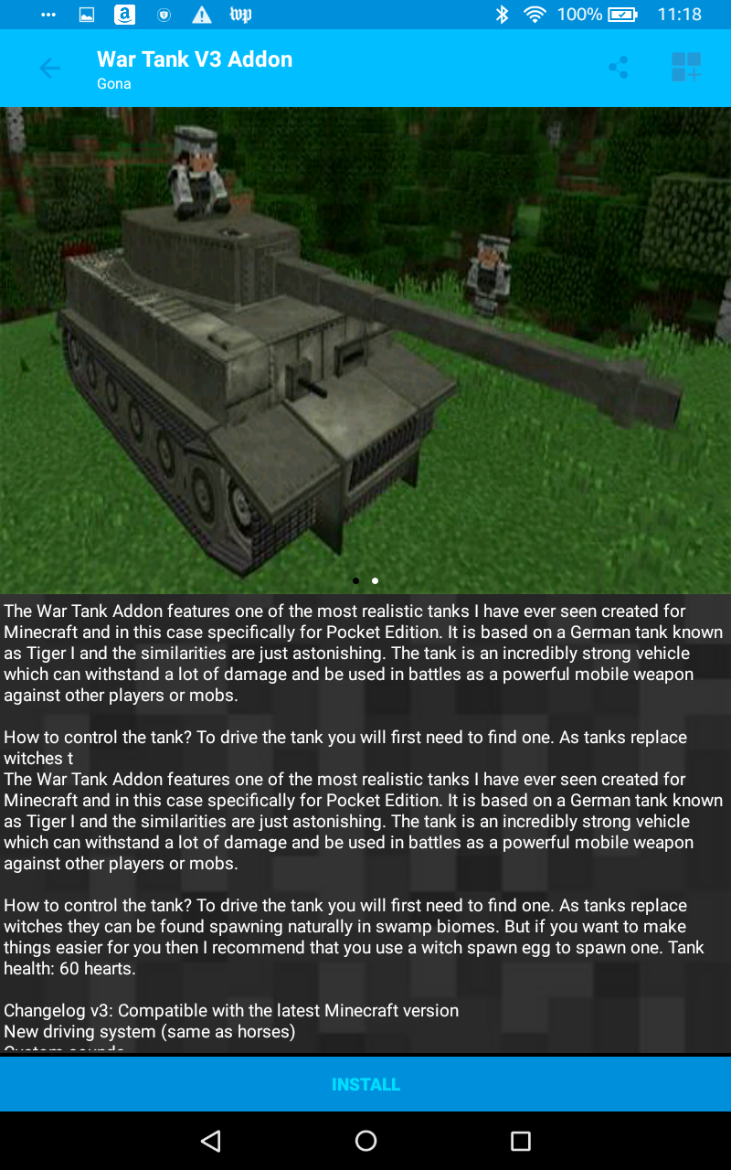 Amazon com: Mods and AddOns for MCPE: Appstore for Android