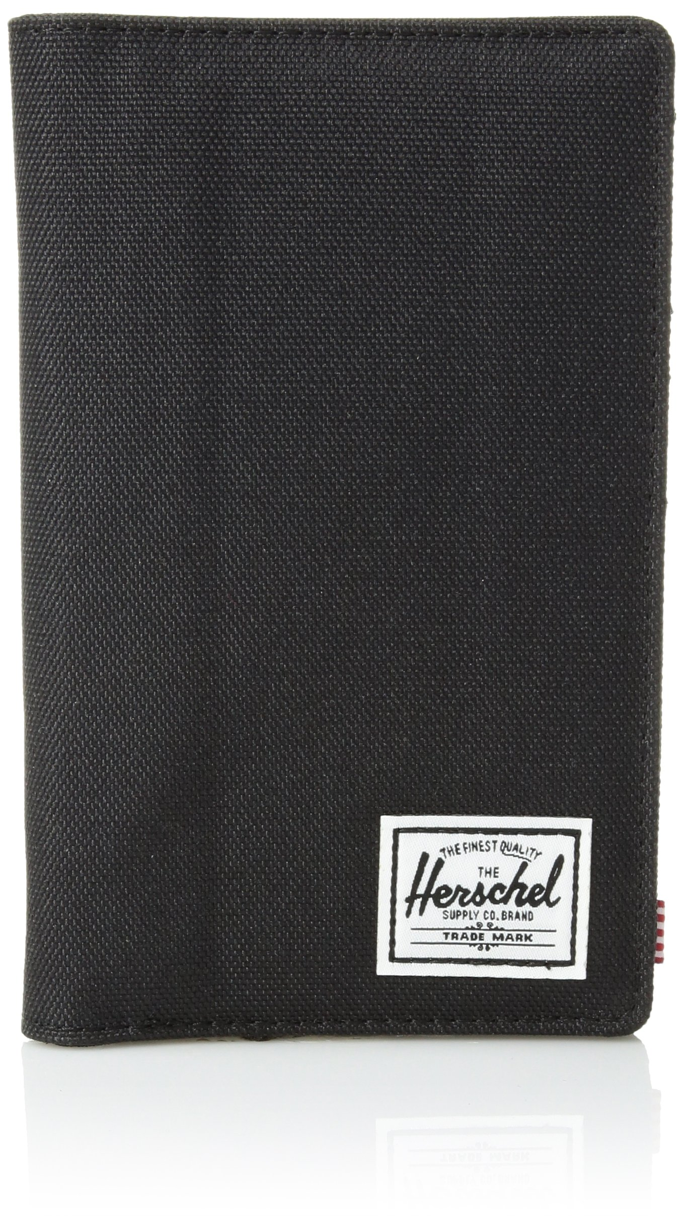 Herschel Search RFID Passport Holder, black, One Size by Herschel
