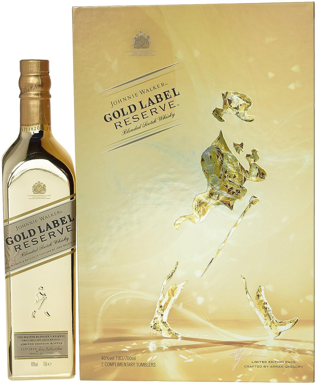 Johnnie Walker Gold Label Reserve Limited Edition Bottle