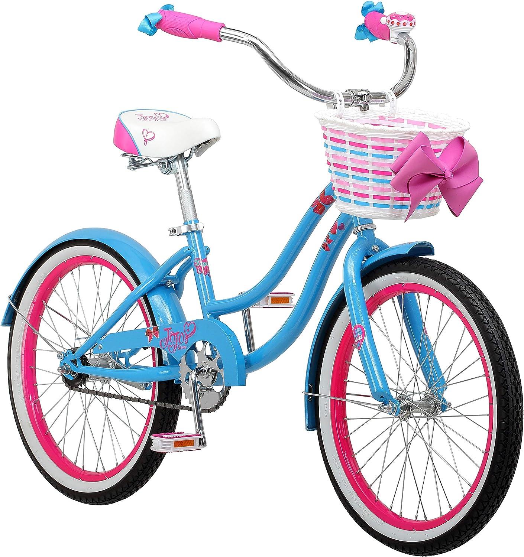 Pacific Cycle Nickelodeon's JoJo Siwa Girls Cruiser Bike