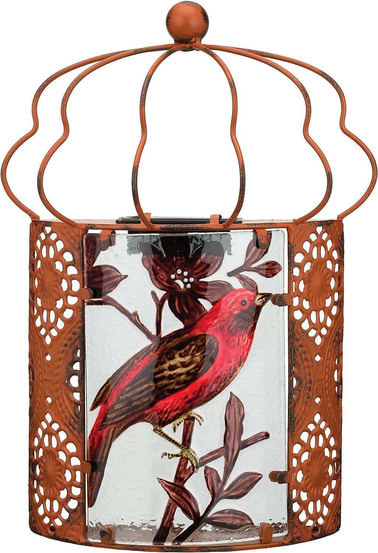 Regal Art & Gift 11630 Bird Wall Sconce Wall Decor, Red