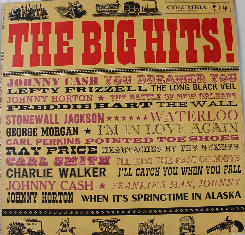 Various Artists - The Big Hits (vinyl LP, Compilation) - Amazon.com Music