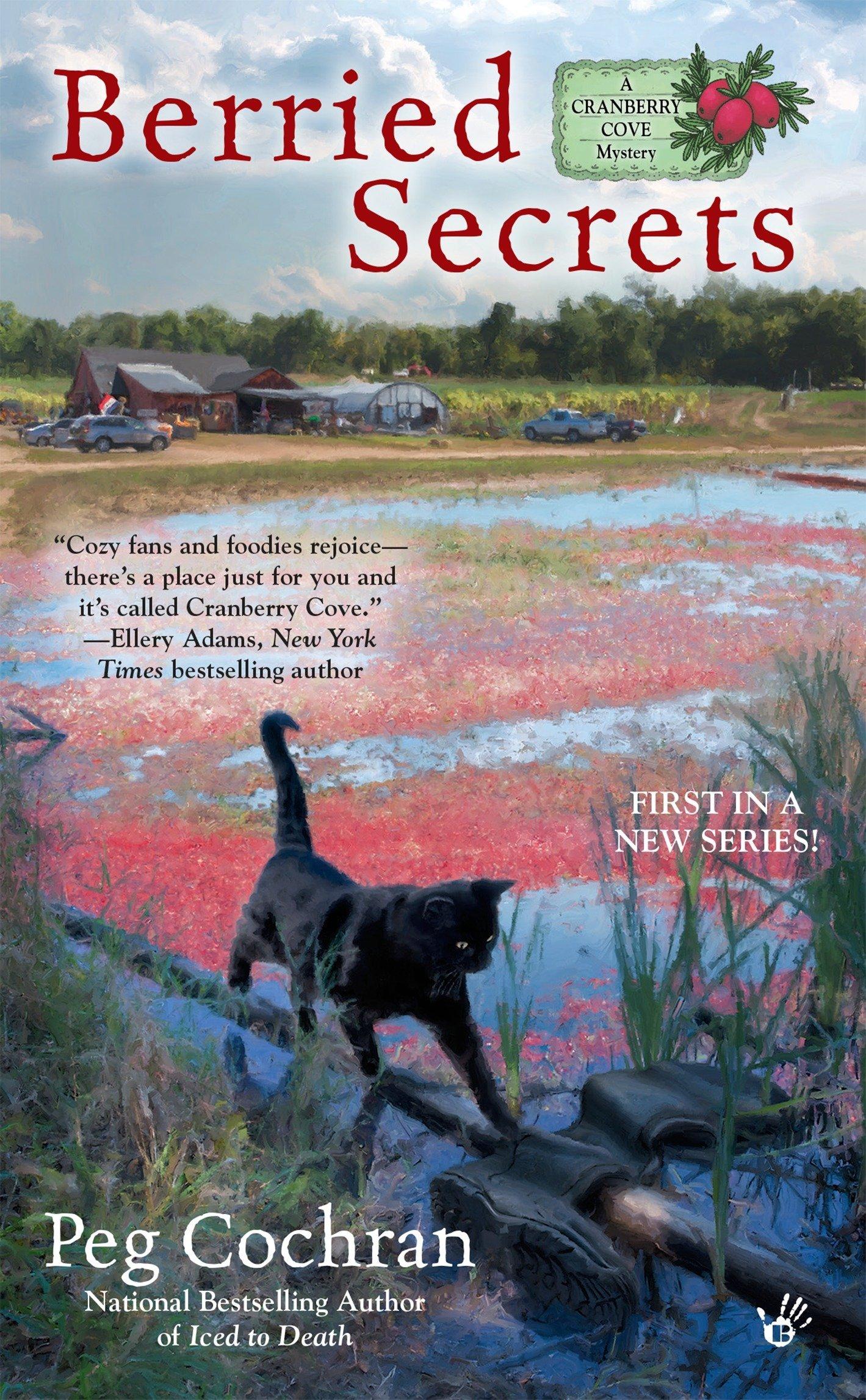 Berried Secrets (A Cranberry Cove Mystery) ebook