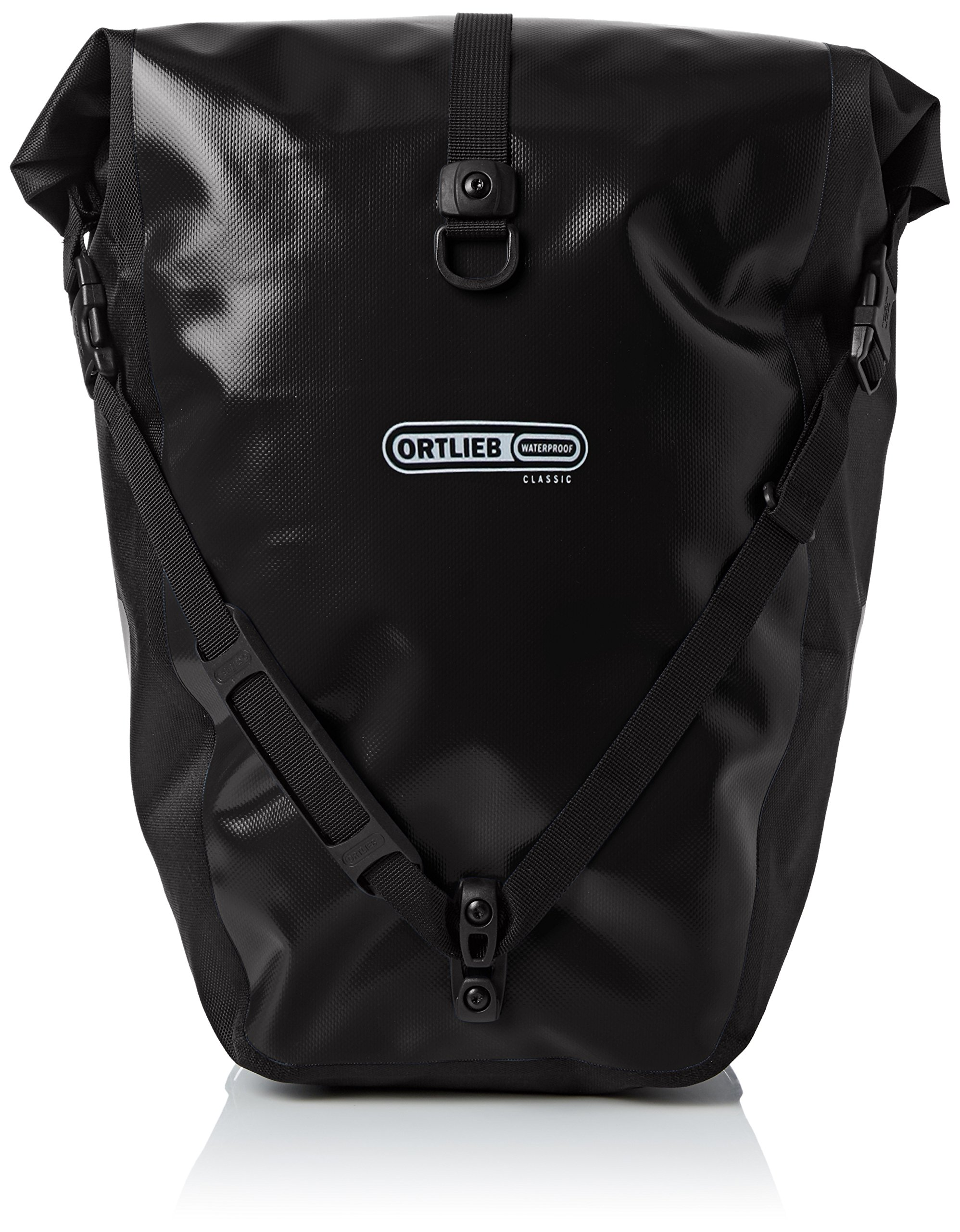 Ortlieb Back Roller Classic Black Panniers 2016