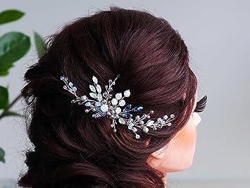 Amazon Com Kercisbeauty Wedding Bridal Bridesmaids Flower Girl