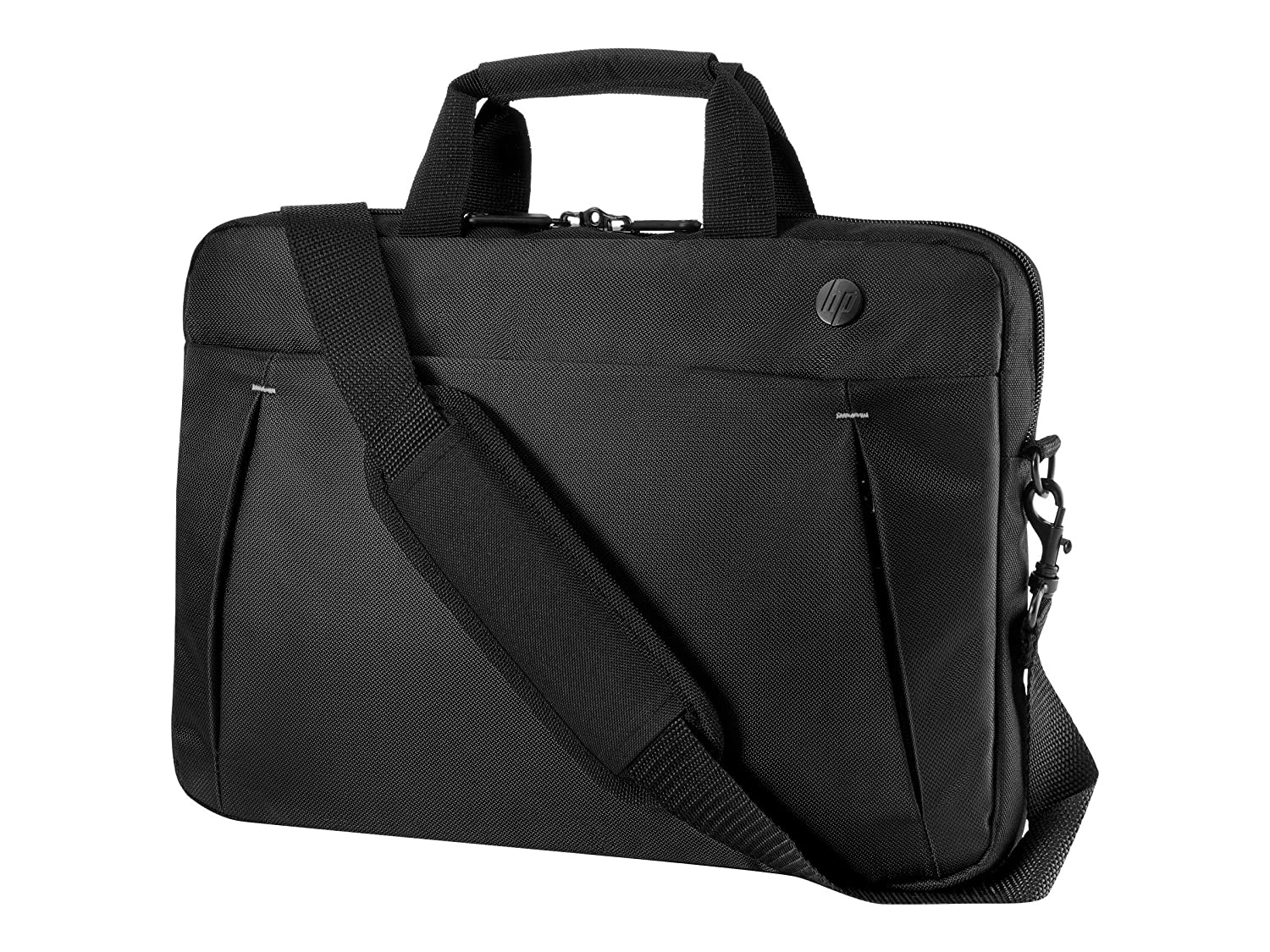 HP Business Slim Top Load Notebook Carrying Case 14.1 Black