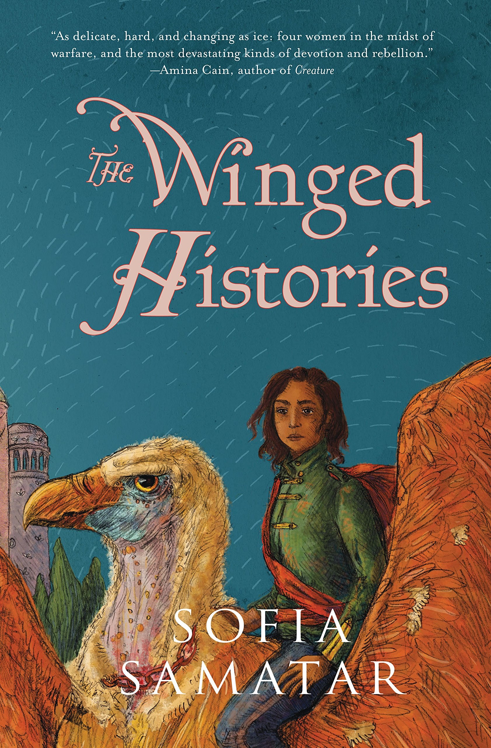 The Winged Histories: a novel pdf epub