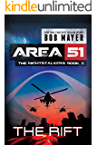 The Rift (Area 51: The Nightstalkers Book 3) (English Edition)