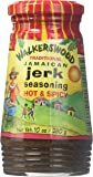 Walkerswood Traditional Jamaican Hot and Spicy Jerk Seasoning, 280 ml