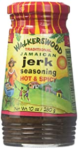 Walkerswood Traditional Hot and Spicy Jamaican Jerky, 2 Count