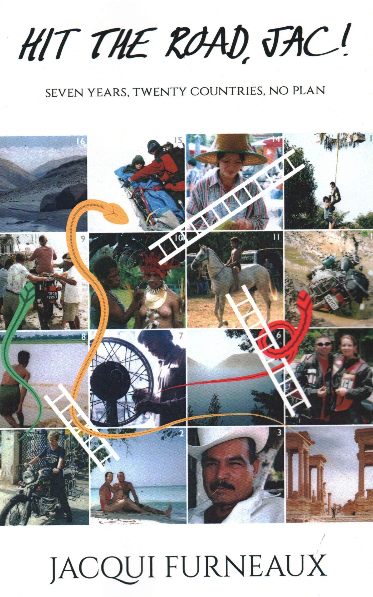 Read Online Hit the Road, Jac!: Seven Years, Twenty Countries, No Plan pdf epub