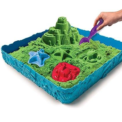 Kinetic Sand - Sandcastle Set (Colors Vary)