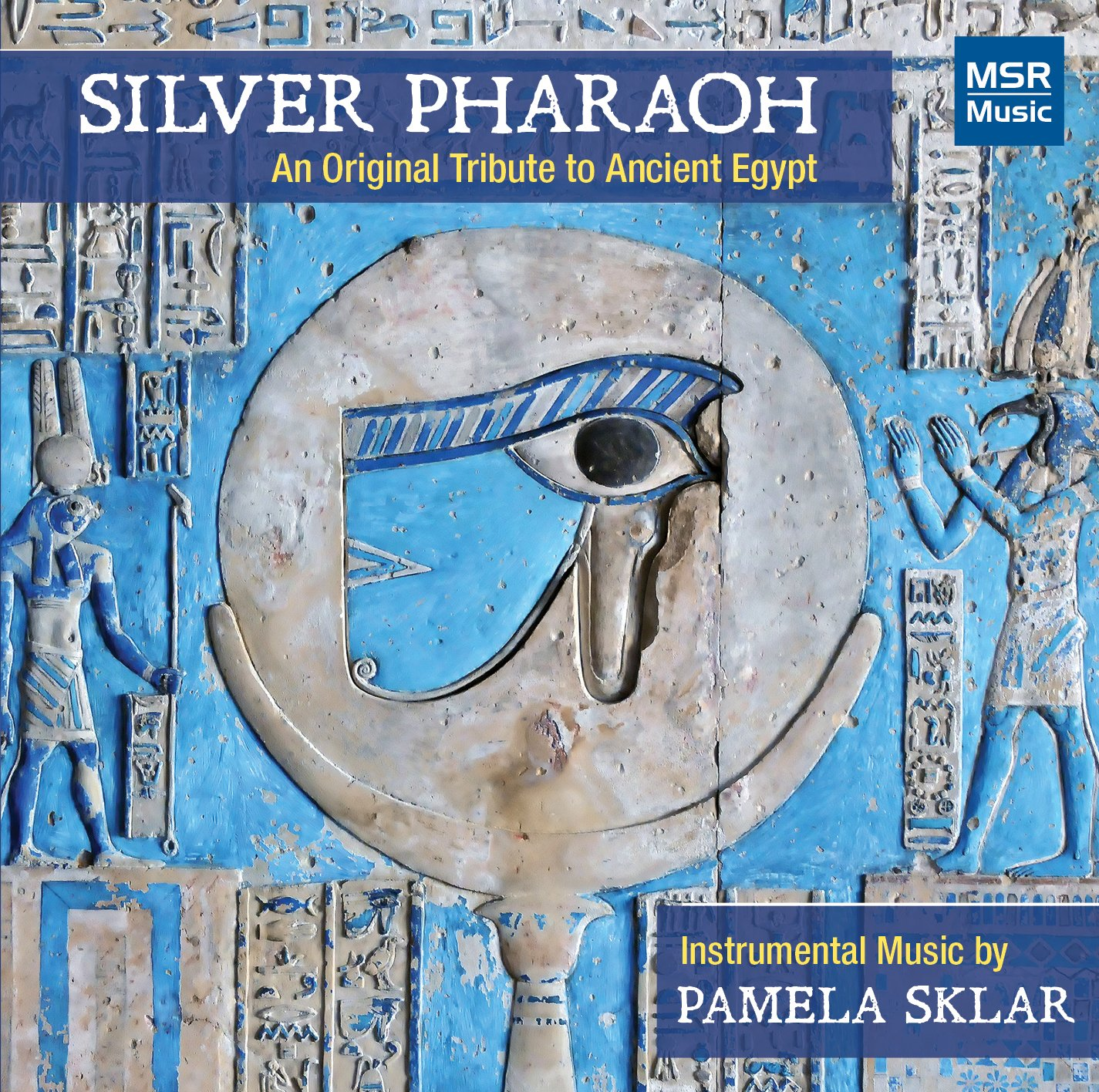 Silver Pharaoh: An Original Tribute to Ancient Egypt