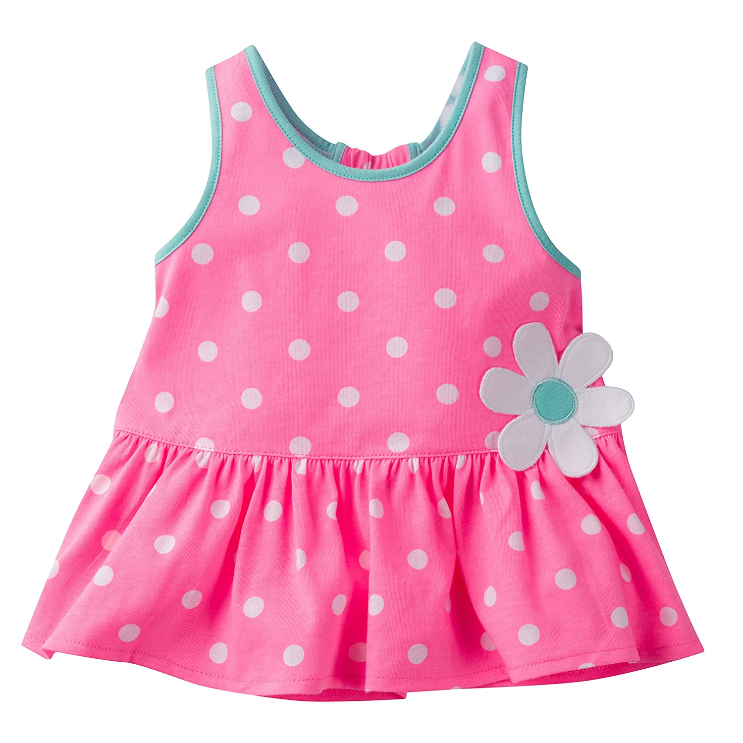 Gerber Graduates Baby Girls' Sleeveless Tunic Top 96072116A