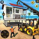 Beach House Builder Construction Games 2018