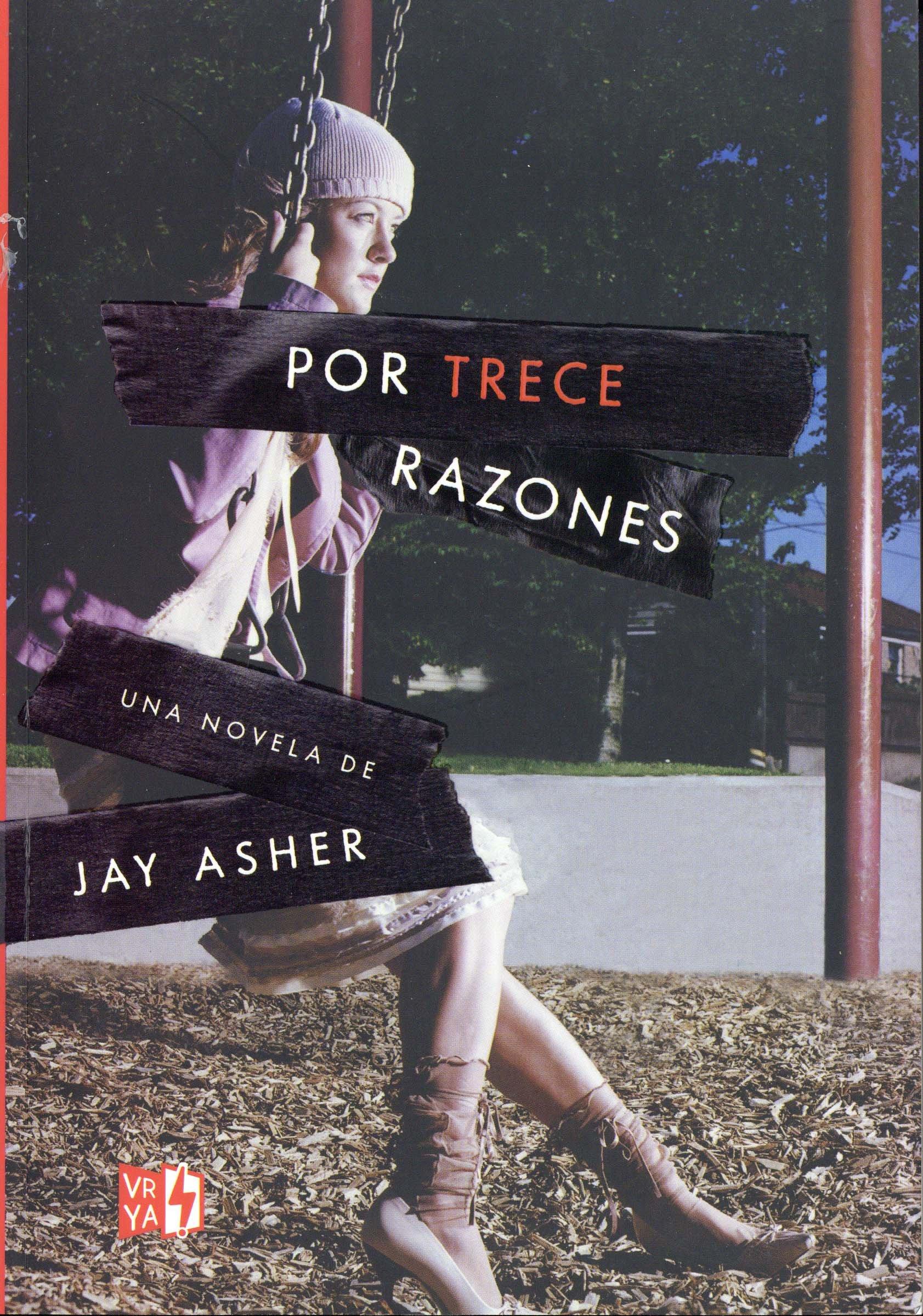 Por trece razones Spanish Asher product image