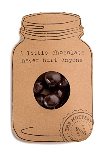 The nuttery novelty greeting cards a little chocolate never hurt the nuttery novelty greeting cards a little chocolate never hurt anyone m4hsunfo