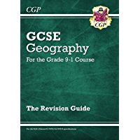 New Grade 9-1 GCSE Geography Revision Guide (CGP
