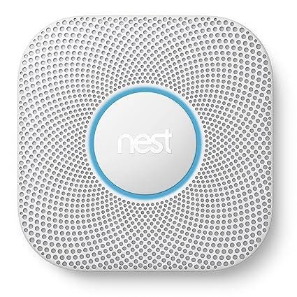 Nest Labs Nest Protect Sensor combi Interconectables Conexión inalámbrica - Detectores de humo inteligentes (Sensor