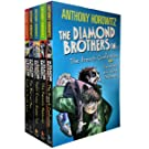 Diamond Brothers 5 Books Collection Pack Set with 7 Titles