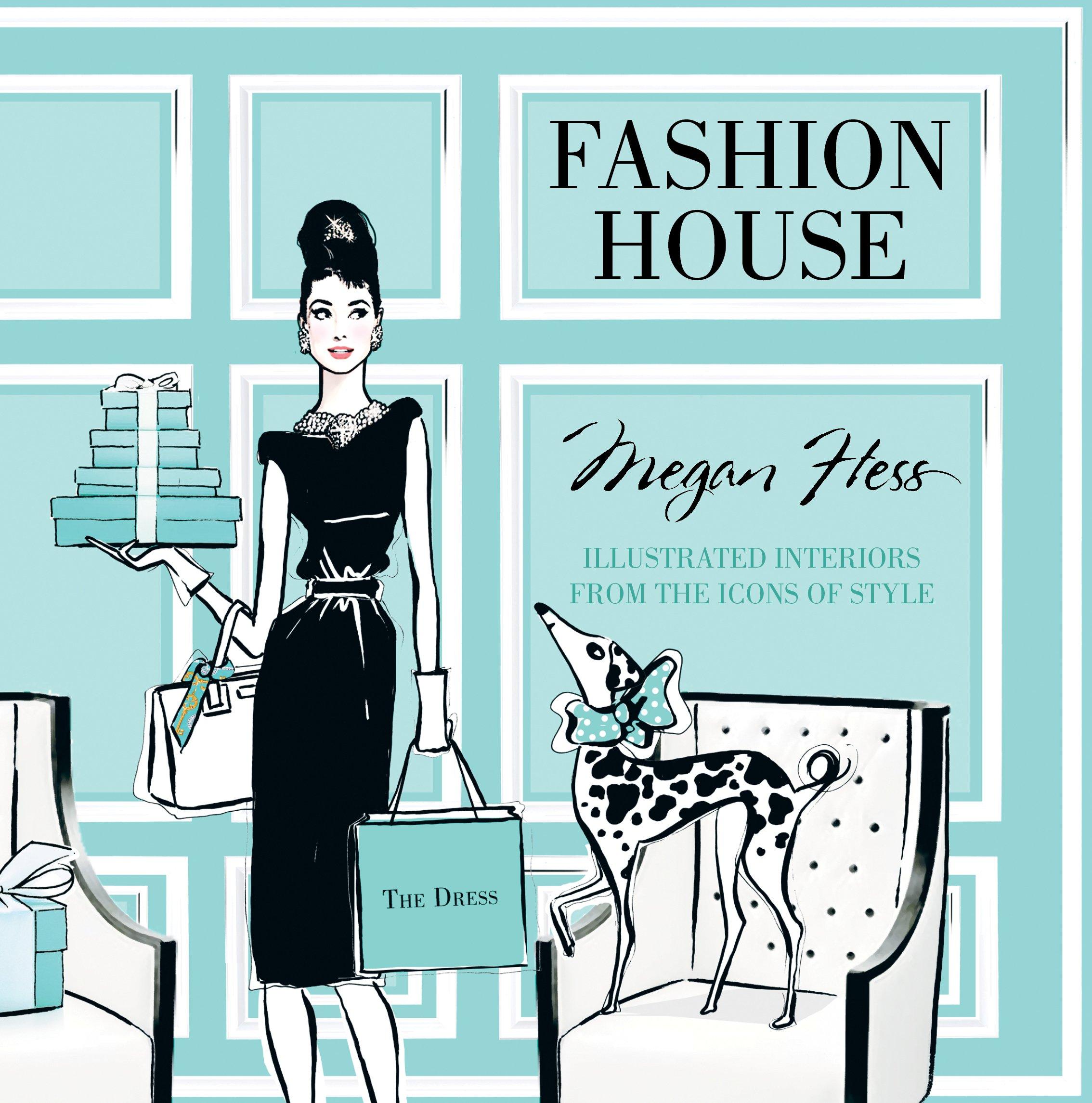 Fashion House 4 Mini Notebooks Stationery Amazon De