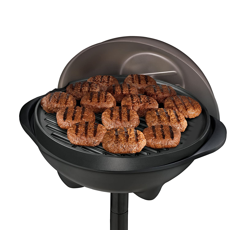 George Foreman GGR240L 15-Serving Indoor//Outdoor Grill