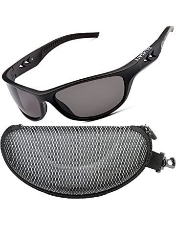 1488a7ac80d TR90 Polarised Sports Sunglasses for Men   Women by ZILLERATE