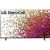 "LG 55NANO75UPA Alexa Built-in NanoCell 75 Series 55"" 4K Smart UHD NanoCell TV (2021)"