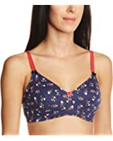 Enamor Non-Padded Wirefree Full Coverage Bra
