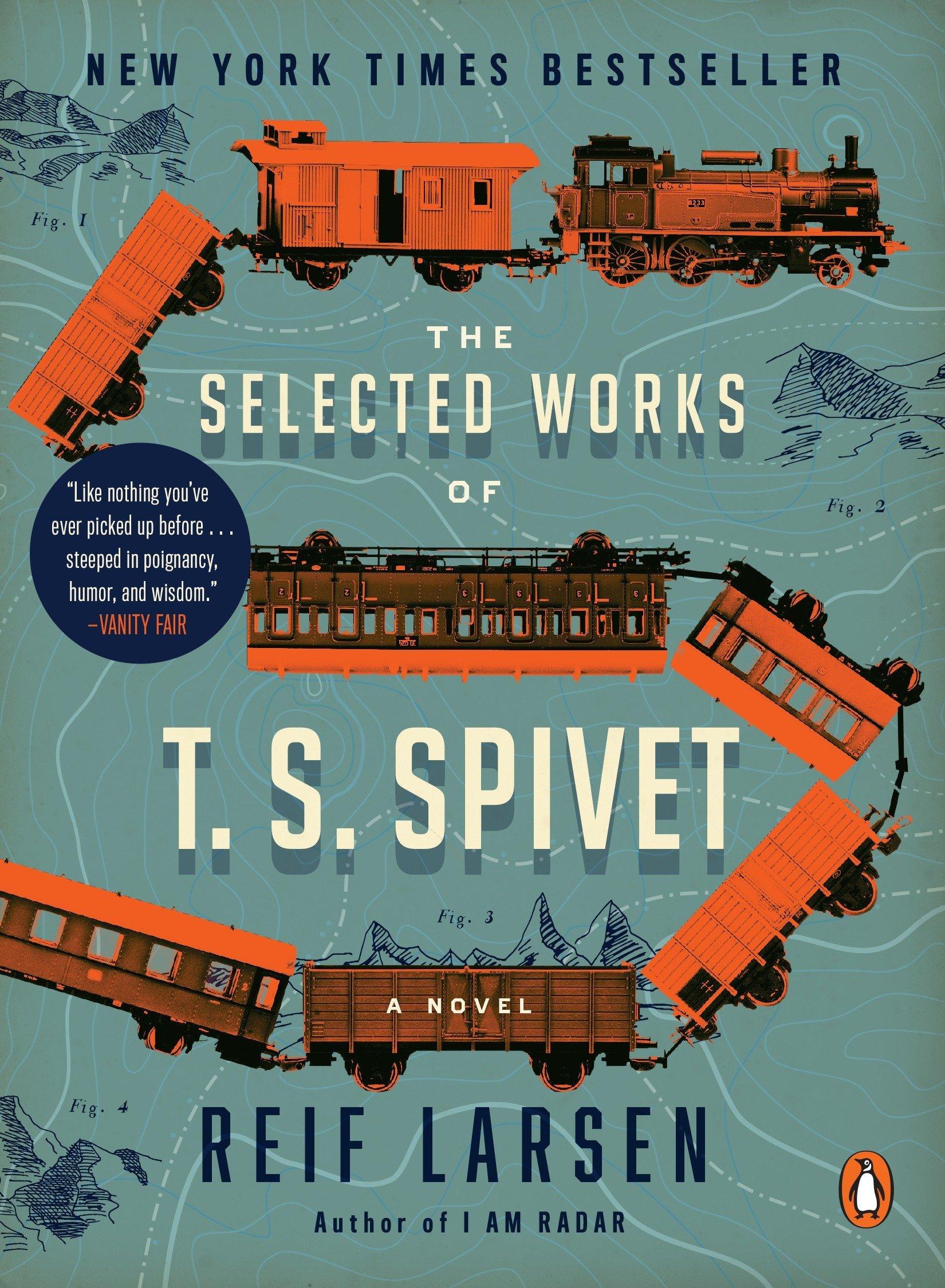 The Selected Works of T. S. Spivet: A Novel pdf epub