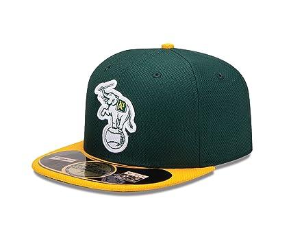 New Era Diamond Era 59Fifty MLB Oakland Athletics Gorra de béisbol ... 4391fad972e