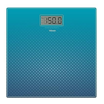 Tristar WG-2429 Báscula - Báscula de baño (Báscula personal electrónica, 150 kg