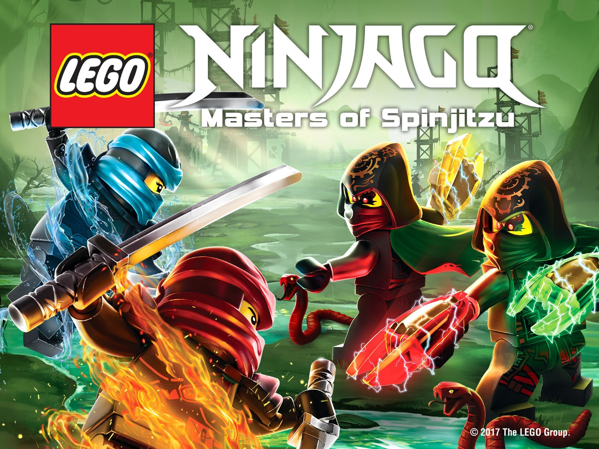 Amazon com: Watch LEGO NINJAGO: Masters of Spinjitzu: Season