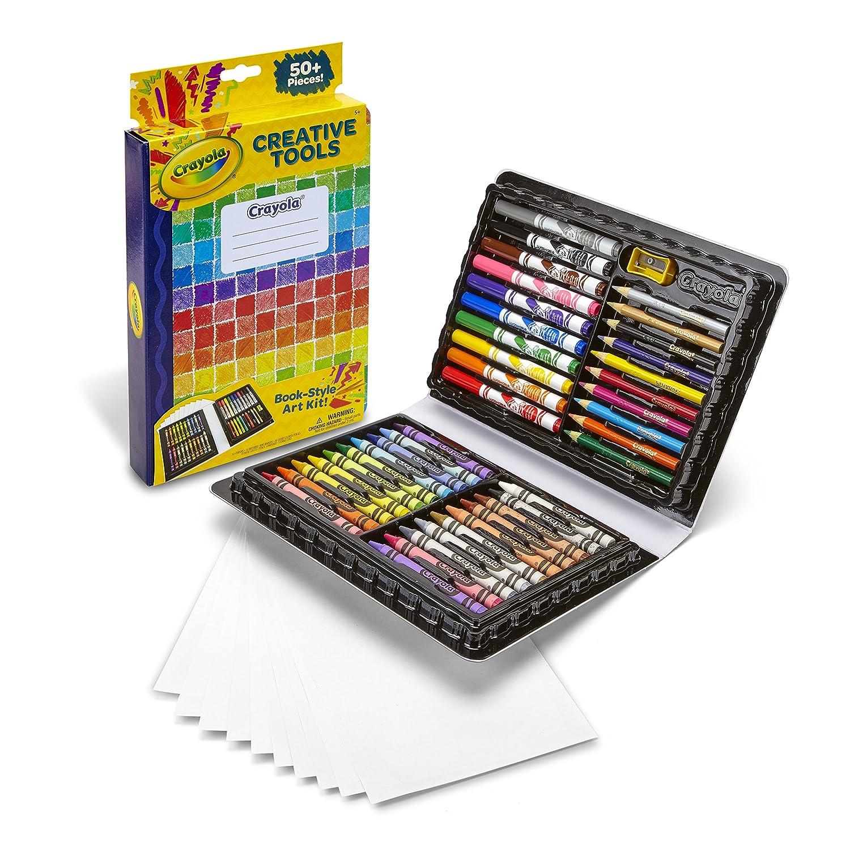 Crayola 046828M000 Kit de Arte Creative Tools: Amazon.com.mx: Juegos ...