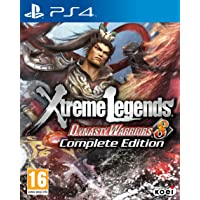 Dynasty Warriors 8: Xtreme Legends - Complete Edition (PS4)