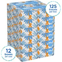 12-Boxes of Kleenex Professional Facial Tissue (125-Count/Box)