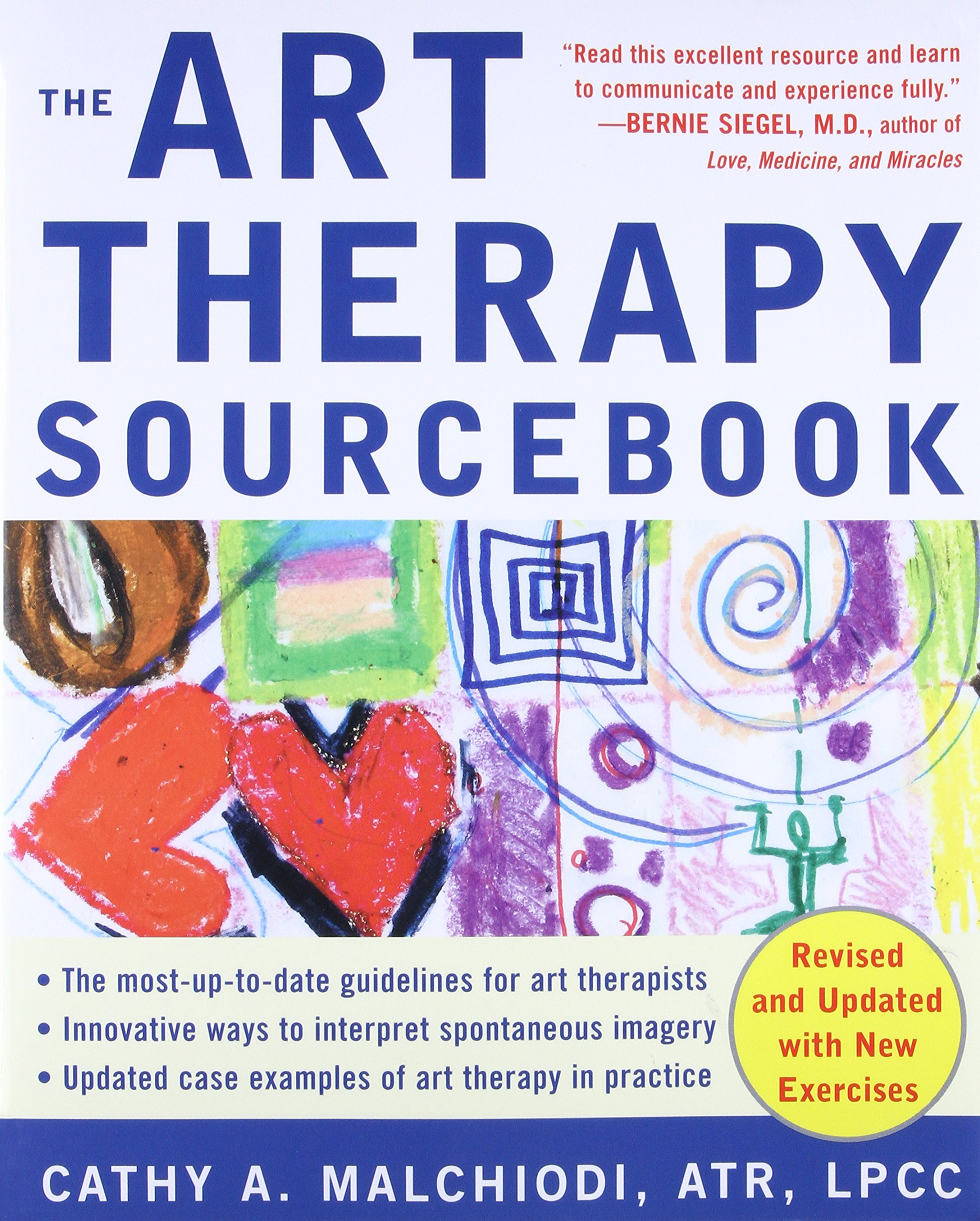 Art Therapy Sourcebook (Sourcebooks): Cathy Malchiodi: 8601404593352:  Amazon.com: Books